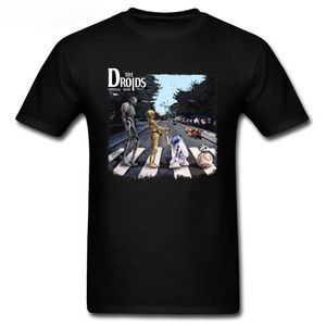 The Driods - Star Wars Tee